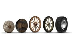 The Evolution of tyres