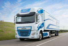 Innovative DAF CF Electric receives Green Truck Award