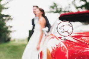 Choosing a Wedding Car